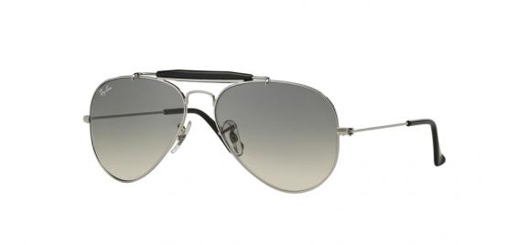 b27ef3bd4ac Солнцезащитные очки Ray-Ban Outdoorsman II Rainbow RB3407 003 32 купить в  Москве