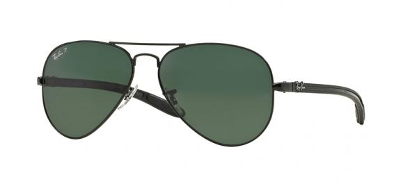Солнцезащитные очки Ray-Ban Aviator Carbon Fibre RB8307 002 N5 купить в  Москве 75013c4906d
